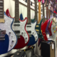 DeMont works in partnership with Japans's Guyatone Guitars to market their products here in the United States.