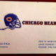 The Ditka business card