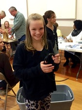 Outstanding Mansfield Kid Receives Presidents Award to Be Featured in Role Models Calendar - Jun 08 2015 0440PM