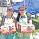 Prizes for winners in 2010 included Dutch oven equipment. Photo courtesy of Julie Slama