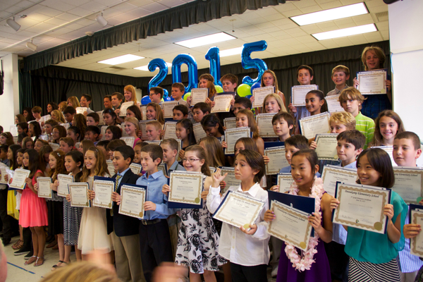 2015 Pennekamp culmination ceremony - Photo credit: Megan Zimmer