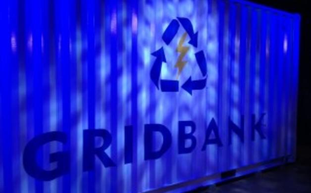 Alevo Gridbank Container