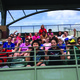 Lace School Safety Patrol members traveled to see the Windy City Thunderbolts on their annual outing.