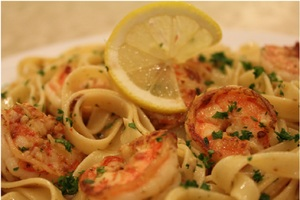 From the Recipe Box Cafe Sicilias Shrimp Scampi - Jul 08 2015 0348PM