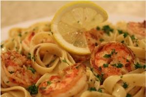 From the Recipe Box Cafe Sicilias Shrimp Scampi - Jul 08 2015 0348PM