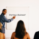 Starting A Business Workshop - start