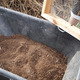Repeat the screening process until you have enough compost for your bed/garden project