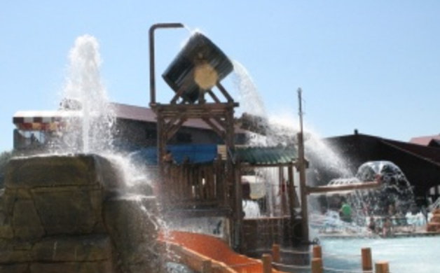 Great Wolf Outdoor Waterpark
