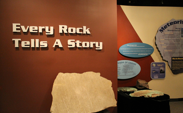 Every Rock Tells a Story
