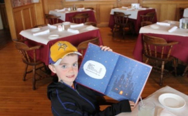 Breakwater Kids Menu