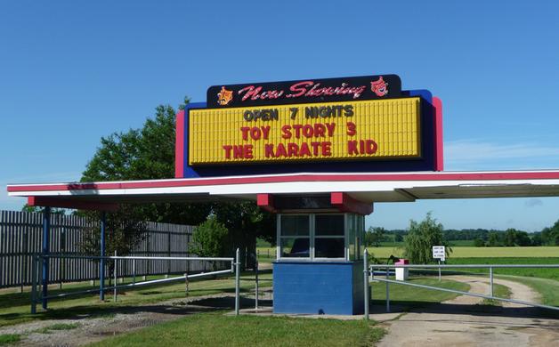 Highway 18 Outdoor Theater
