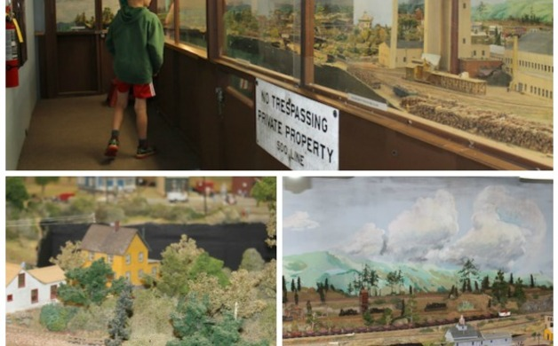 Pioneer Park Trains