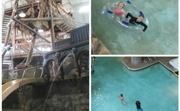 Mt. Olympus Indoor Waterpark