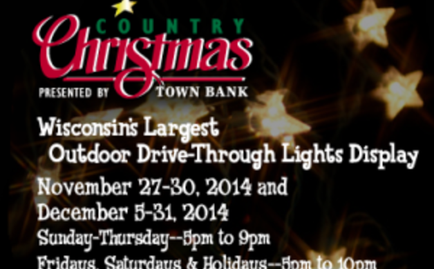 country christmas pewaukee 2014