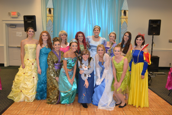 All 20princesses