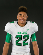 Junior CB Barnes Juggling 11 College Offers Gears Up for Season - Aug 27 2015 1027AM