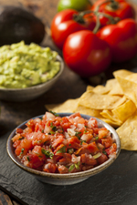 Cooking at Home - Garden Salsa - Aug 29 2015 0841AM