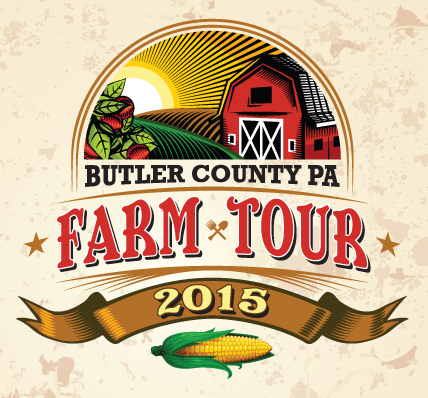 Farm tour 2015 event logo