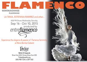 Medium flamenco