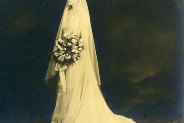 Abigail Hazen married William Edwin Rudge III Dobbs Ferry, New York May 30, 1934