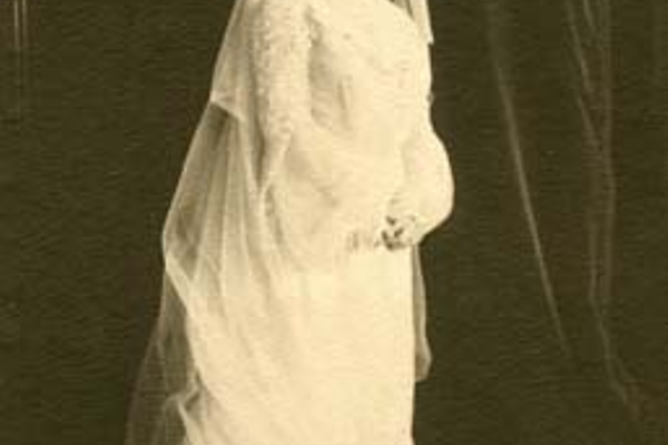 Elizabeth McConway married Allen Hazen Pittsburgh, PA January 1, 1903 photo2