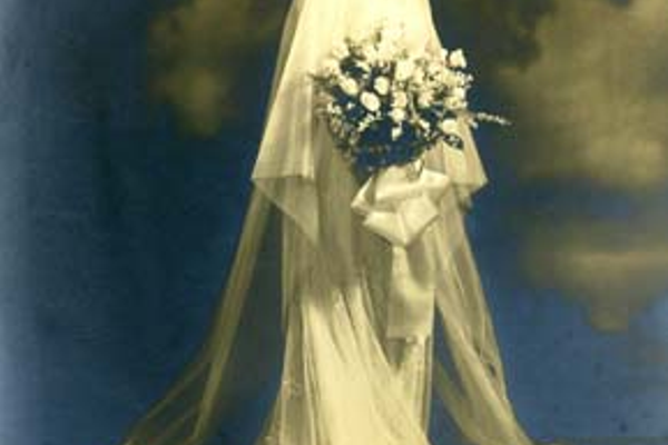 Ruth Hazen married Frank Snowden Hopkins Dobbs Ferry, New York October 20, 1934