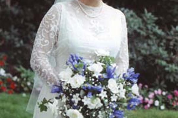 Elizabeth Ann Long married Ronald Lance Rhodes Madison, New Jersey, Sept 2, 1990