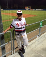 Mansfield Student Represents US Youth Baseball in Gold Medal Win in Italy - Sep 15 2015 0145PM