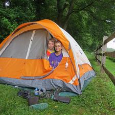 Medium camp