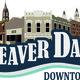 Thumb beaver dam logo