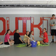 Students at St Ursula Renovate Gym for Future Generations - Sep 30 2015 0242PM