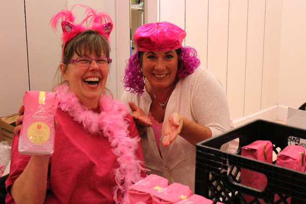 Girls Night Out at The Shoppes at Arbor Lakes to benefit Hope Chest for Breast Cancer.