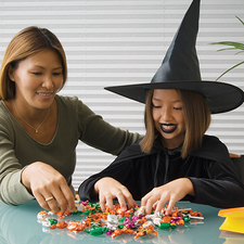 Halloween A Sweet Time for Family Fun and Traditions - Oct 12 2015 0551AM