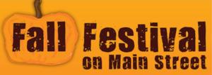 Medium fall festival logo