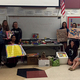 FCAHS Students Collect Supplies for Louisiana Students