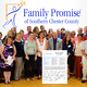 Board members volunteers and supporters from area churches at Family Promise of Southern Chester Countys signing event this past July when local churches signed on to officially serve as host or support churches