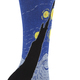"Sock it to Me ""Starry Night"" Knee Socks $9.99, at Dimple Records, 313 East Bidwell Street, Folsom. 916-983-2600, dimple.com"