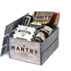 3-Month Subscription to Mantry $225 (each box includes 6, full-sized artisan food products in a handmade wooden crate with product stories and recipes) at Mantry, mantry.com