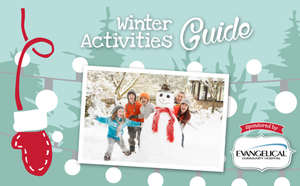 2015 Susquehanna Life Winter Activities Guide Sponsored by Evangelical Community Hospital - Dec 03 2015 0925AM