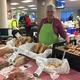 Aki's Bread Haus at the indoor Maple Grove Farmers Market Dec. 2015