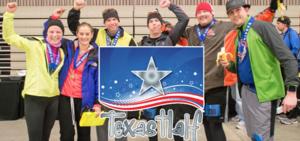 Texas Half Marathon and 5-Mile Run  - start Jan 24 2016 0800AM