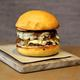 "The ""downlow"" burger on Love & Salt's late night menu"