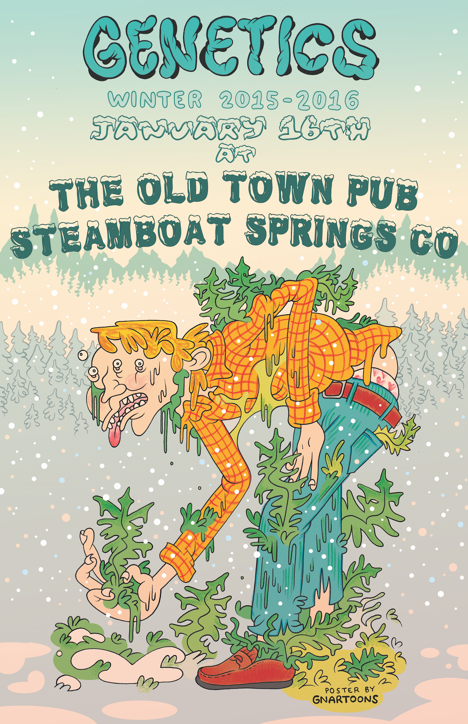 Steamboat 20poster