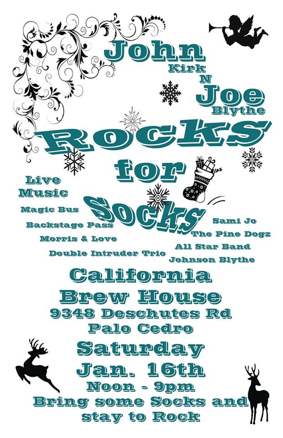 Rocks 20for 20socks