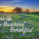 Thomaston-Upson Chamber Hosting Special Guest at Business Breakfast - Jan 18 2016 0100PM