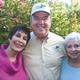 Sue, Eddie and Caroline, l-r