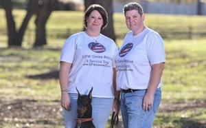Melissa Caposello Trains Dogs and Changes Lives of Disabled Veterans - Jan 19 2016 1137AM