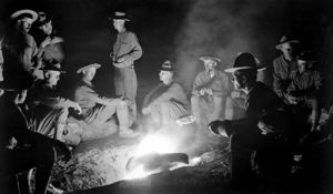 Medium 1280px pancho villa expedition   around the campfire hd sn 99 02005