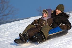 Medium sledding