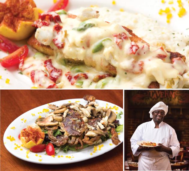 Restaurant Review: Cherries Jubilee & Spirits!— Middleton